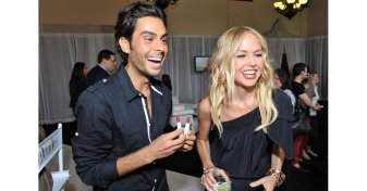 rachel-zoe-joey-maalouf-exude-party